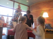 Kerst in de bieb
