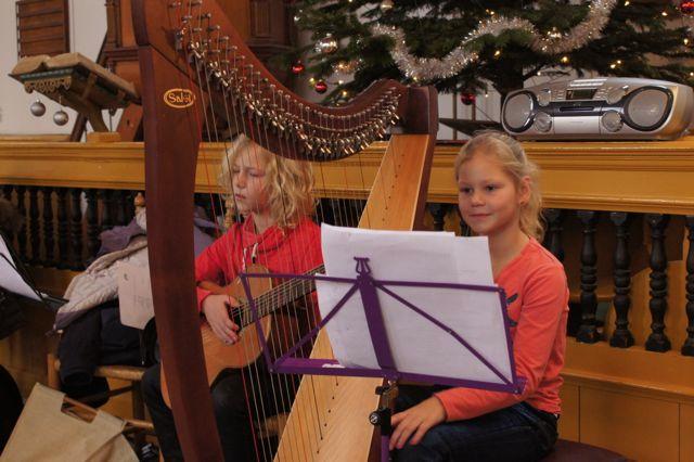 Kerst en Zuks, Dirkshorn